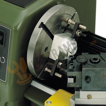 Proxxon disco di serraggio con staffe per tornio pd 400 for Tornio proxxon pd 400